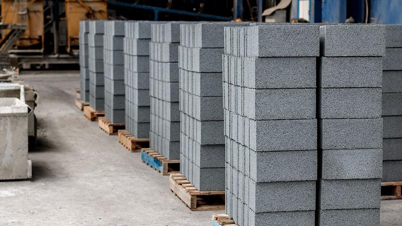 Blocos de concreto: programa de qualidade garante segurança ao consumidor