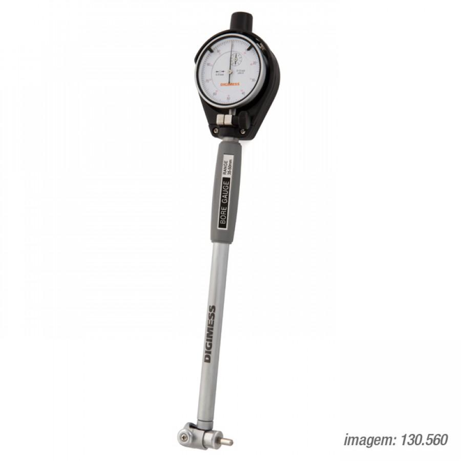 Comparador de diâmetro interno Diginess 50-160mm cód 130.562 c/ certificado RBC