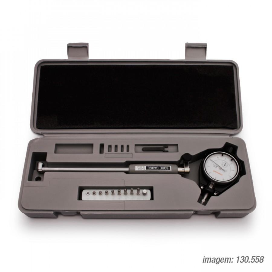 Comparador de diâmetro interno Diginess 10-18mm cód 130.556 c/ certificado RBC